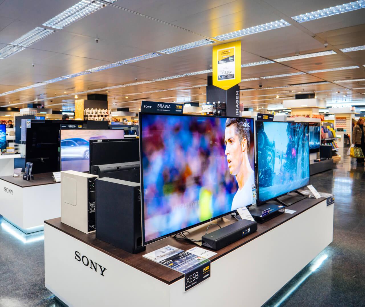 Køb af TV