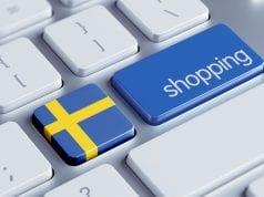 Sverige og shopping