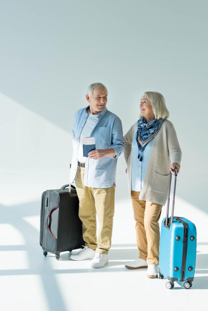 Ældre og rejser