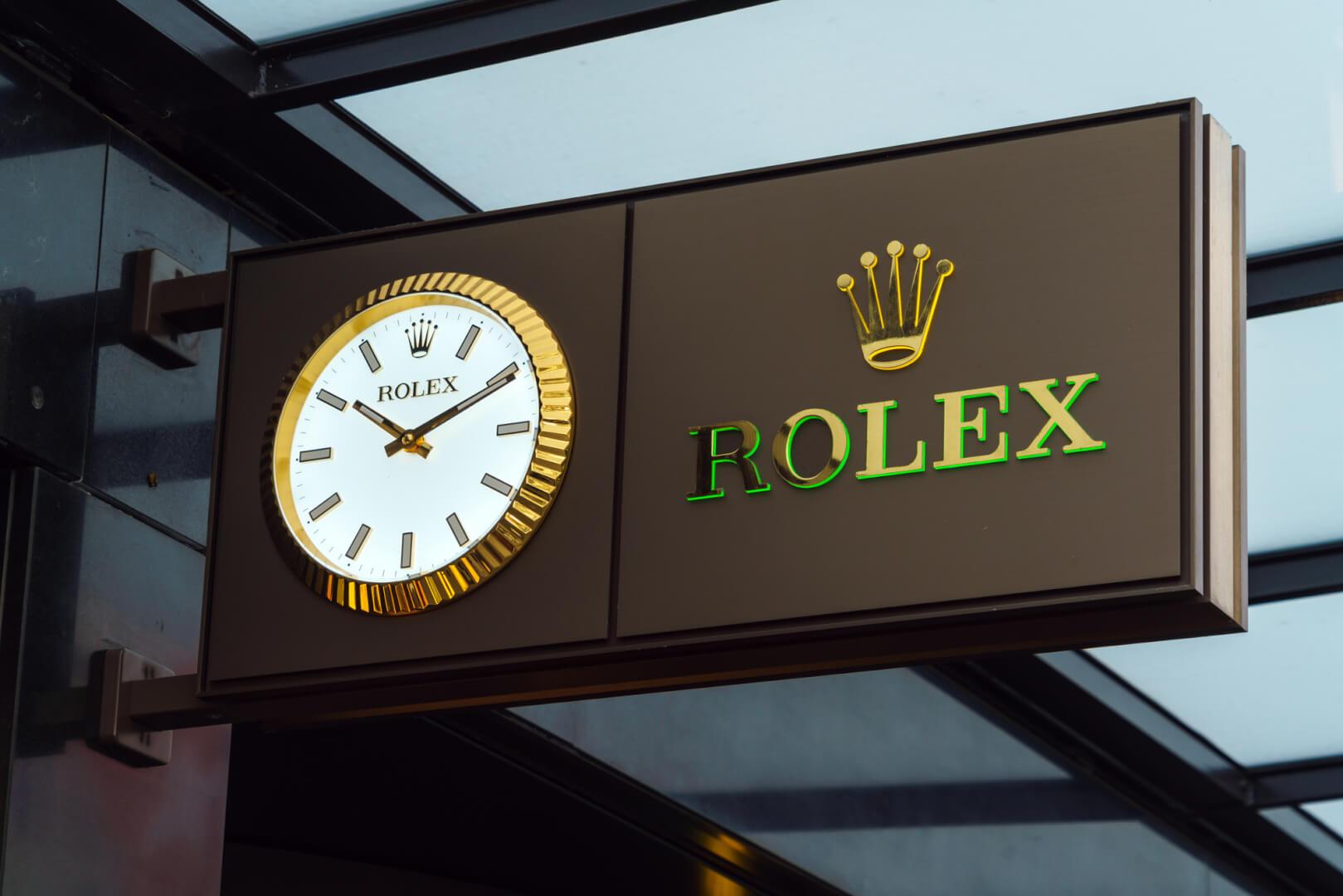 Rolex ure
