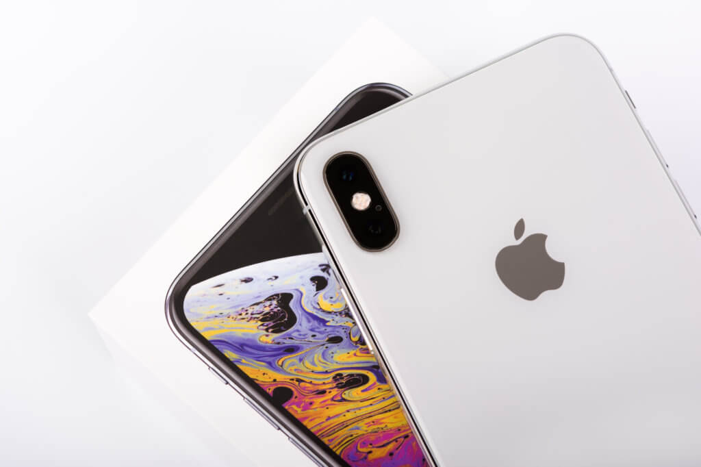 iPhone XS på kredit