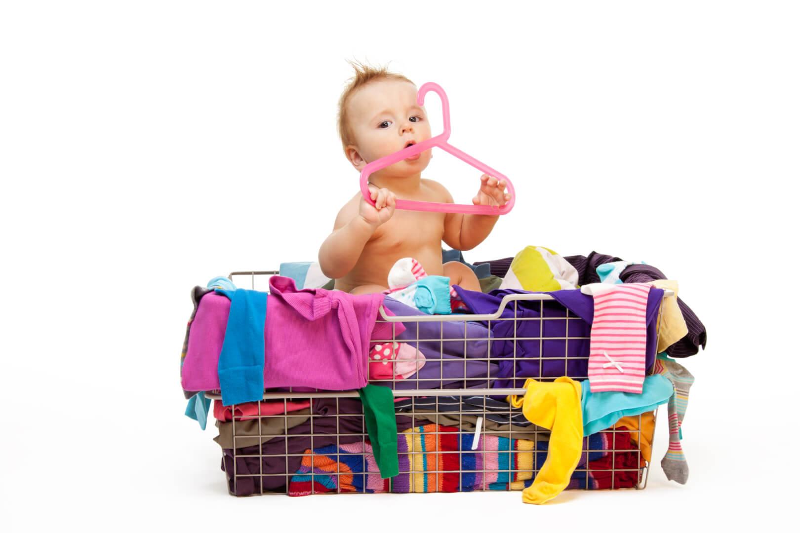 Tøj til børn og babyer