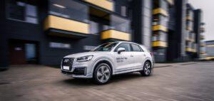 Køb Audi SUV med finansiering