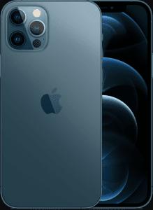 iPhone 12 Pro Blue Hero